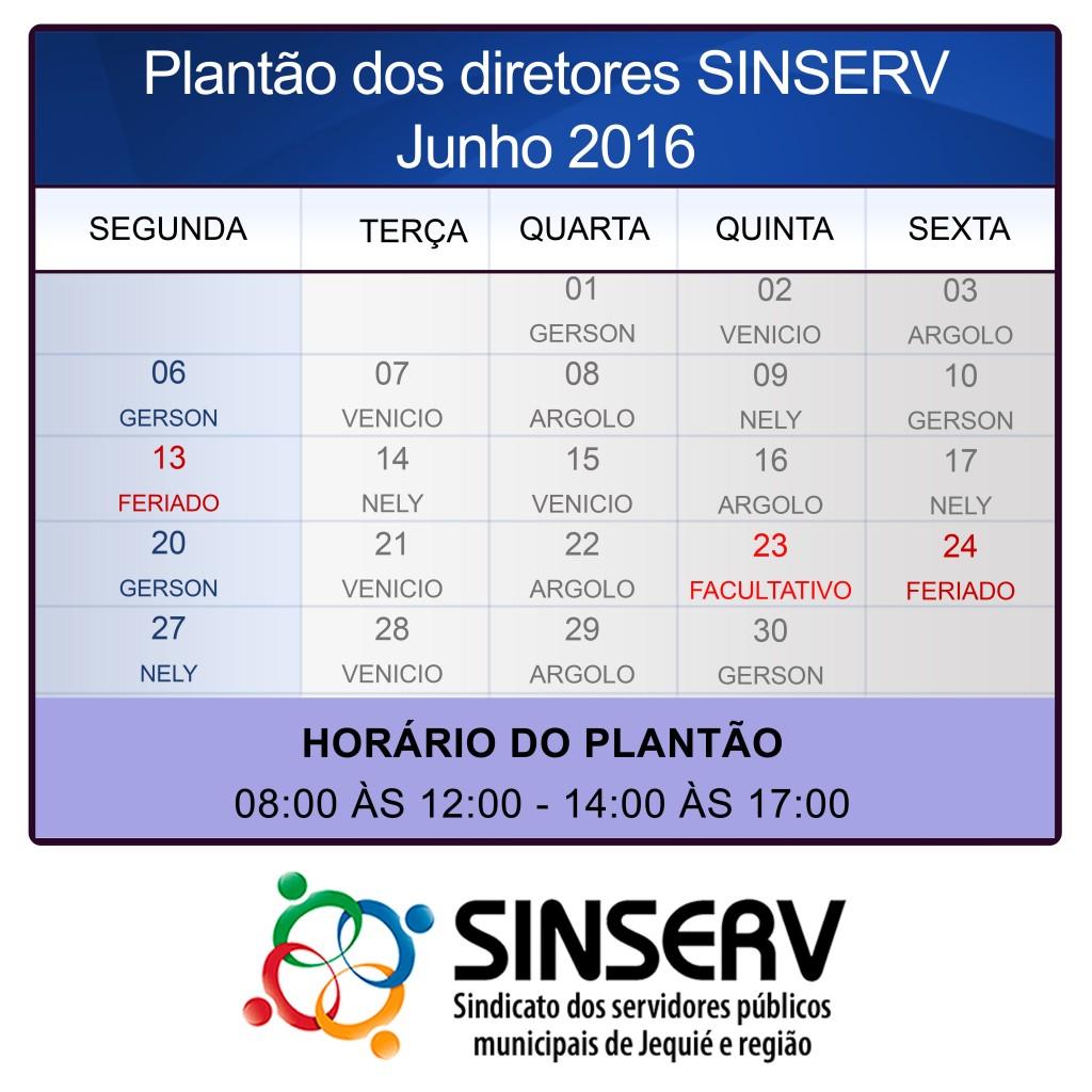 Plantão_diretores_2016_JUNHO